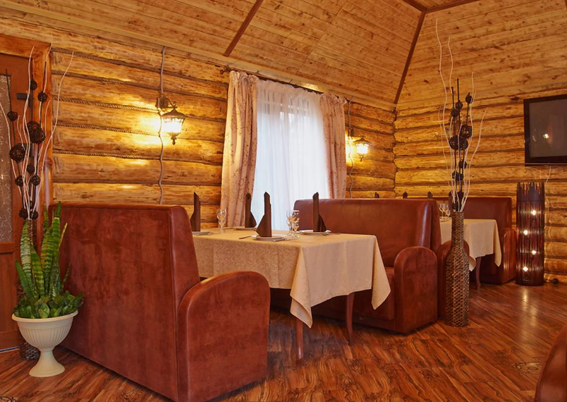 Park-hotel restaurant Bellagio